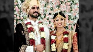 Gaurav Chopra - Hitisha Cheranda Wedding: These Intimate Pictures From The Ceremony Shouldn't Be Missed