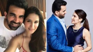 Sagarika Ghatge - Zaheer Khan Made Sure Their First Valentine's Day Post Marriage Is Extremely Special! Check Out How