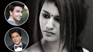 Priya Prakash Varrier's Bollywood Wishlist : Shah Rukh Khan, Ranveer Singh And More