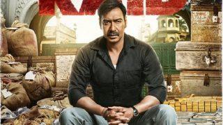 फिल्म 'रेड' का नया पोस्टर हुआ रिलीज, दमदार लुक में दिखे अजय देवगन
