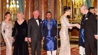 Baby Doll Singer Kanika Kapoor Becomes The First Indian Singer To Perform At The Buckingham Palace