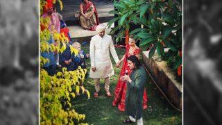 Rock On Actor Purab Kohli Weds His Longtime Girlfriend, Lucy Payton
