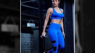 Malaika Arora Looks Fashionably Hot In The Latest Ad Of A Leading Sports Brand - View Pic