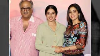 What Boney Kapoor Thought Of Late Wife Sridevi's Contribution In Daughter Janhvi Kapoor's Career Will Bring A Tear To Your Eye - Exclusive