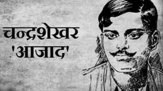 Chandra Shekhar Azad Death Anniversary: Twitterati Pay Tribute to the Great Revolutionary Leader