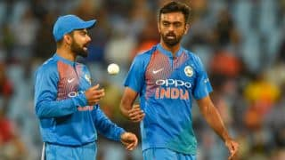 India Vs South Africa Live Cricket Score, 3rd T20I Match