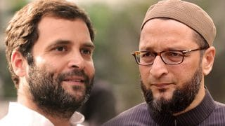 Karnataka Assembly Elections 2018: Congress in Talks With Asaduddin Owaisi's AIMIM, SDPI to Prevent Muslim Vote Split, Says Report