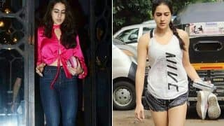 Sara Ali Khan's Unbelievable Fat To Fab Transformation Will Leave You Shocked And Inspired (View Pics)