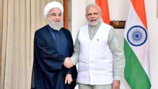 पीएम मोदी और राष्ट्रपति हसन रूहानी में हुई बातचीत, भारत और ईरान के बीच हुए नौ समझौते
