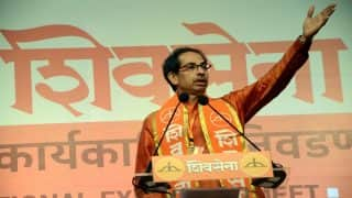 Uddhav Thackeray, 18 Sena MPs to Offer Prayers at Makeshift Ram Temple in Ayodhya Today