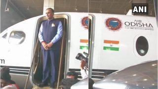 एयर ओडिशा को मिली 'उड़ान', पहली फ्लाइट को गुजरात सीएम विजय रुपानी ने दिखाई हरी झंडी