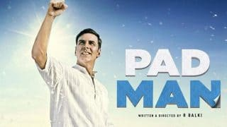 PadMan Box Office Collection Day 10: Akshay Kumar-Radhika Apte Starrer Rakes In Rs 71.90 Crore