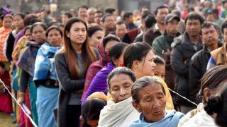 नगालैंड चुनावों में गठबंधन के लिए कांग्रेस की एनपीएफ पर नजर, एनडीपीपी पहले ही भाजपा के साथ