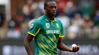 South Africa Hopeful Kagiso Rabada Will be Fit For ICC World Cup 2019