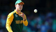 INDvSA: दक्षिण अफ्रीका के लिए आयी बुरी खबर, टीम दिग्गज खिलाड़ी चोटिल होकर सीरीज से बाहर