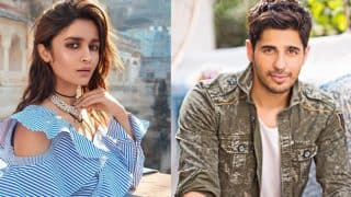 Alia Bhatt Chats With Varun Dhawan, Ignores Sidharth Malhotra At Yash And Roohi's Birthday?