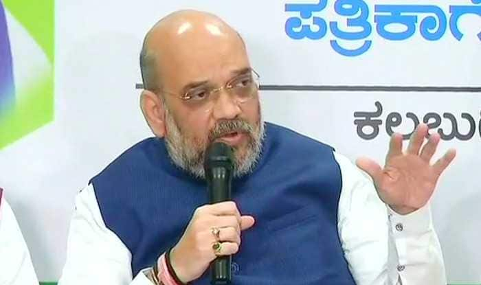 Amit Shah promises solution to Mahadayi dispute
