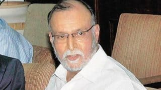 AAP-LG Slugfest: Anil Baijal Transfers 3 IAS Officers; Delhi Govt Says LG 'Bossing Around'