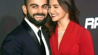 Virat Kohli's Picture With His 'One And Only' Anushka Sharma Is Setting Major Couple Goals