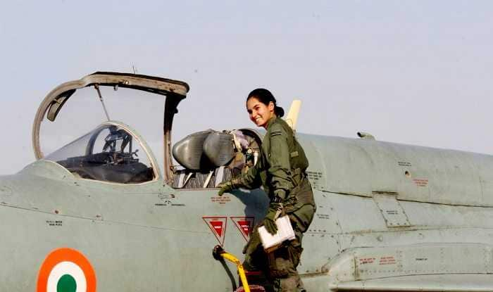 Avani Chaturvedi Becomes First Indian Woman To Fly A Fighter Jet