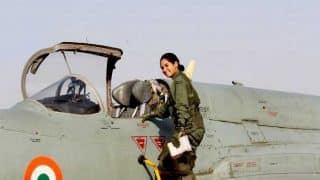 Avani Chaturvedi Becomes India's First-ever Woman to Fly MiG-21 Solo; She Always Wanted to be Like Kalpana Chawla, Says Her Mother