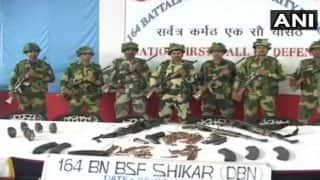 BSF Snipers Take Down Terrorists With 'One Bullet One Target' Plan at the Indo-Pak Border