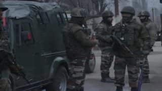 Jammu And Kashmir: Encounter Breaks Out Between Terrorists, Security Forces in Baramulla's Pattan
