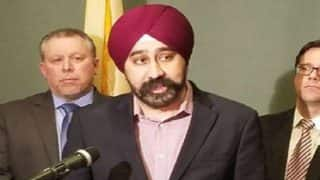 New Jersey: Sikh Mayor Claims Death Threats Made Against Him, Family