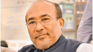 मणिपुर: घटिया सामग्री खरीद पर मुख्यमंत्री ने किया कड़ी कार्रवाई का वादा
