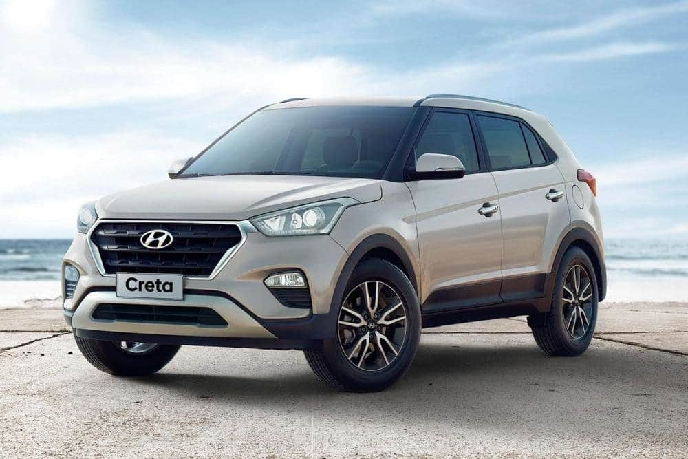 Hyundai Creta 2018 Likely To Be Unveiled At Auto Expo 2018