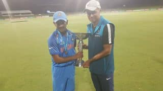 BCCI Announces Cash Awards For U19 World Cup Winning Team And Coach Rahul Dravid