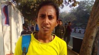 National Race Walking Championships: Soumya B Sets Women's 20km Record, Qualifies for CWG 2018