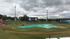 Rain Washes Out 4th T20I Between India Women & South Africa Women