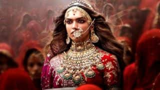 संजय लीला भंसाली के लिए खुशखबरी, कड़ी सुरक्षा के बीच इंदौर में आज रिलीज होगी 'पद्मावत'