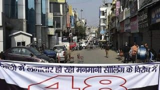 Delhi Bandh: Traders' Strike Continues For Second Day, Several Shops to Remain Shut