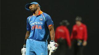 धवन ने बताया चौथा वनडे क्यों हारी टीम इंडिया, एक बॉल ने कैसे बदला गेम