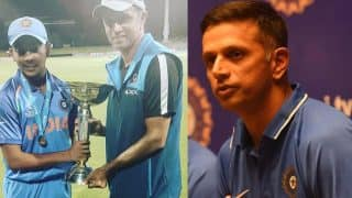 Rahul Dravid Takes a Paycut for his U-19 Team's World Cup Win Ensuring Every Staff Gets a Reward, Twitterati Applauds