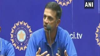 India U19 Coach Rahul Dravid Says Players Handled Pressure Well in Word Cup Final