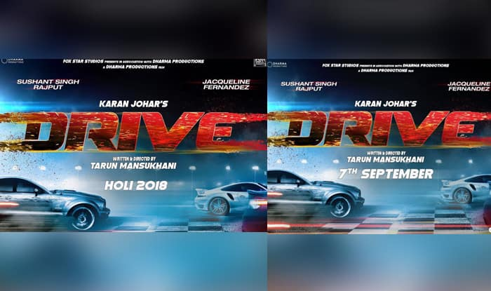 Drive new release date
