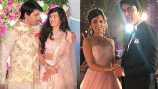 Gautam Rode - Pankhuri Awasthy Wedding: The Couple Looks Madly In Love With Each Other - See Pics