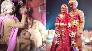 Gautam Rode - Pankhuri Awasthy Wedding: These Heartwarming Pictures Of The Couple During The Ceremony Cannot Be Missed
