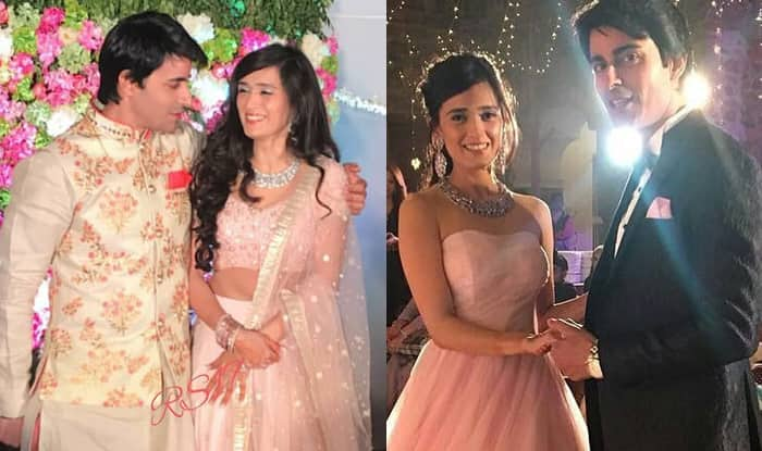 In Picture: Gautam Rode & Pankhuri Awasthy at mehndi ceremony