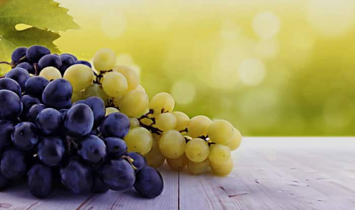 The grapes helps to avoid depression