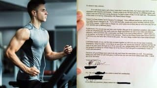 Man Writes Hilarious Break Up Letter To Gym To End His Membership