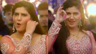 Hatt Ja Tau: Ex-Bigg Boss 11 Contestant Sapna Chaudhary Makes Bollywood Debut With Veerey Ki Wedding Song (Video)