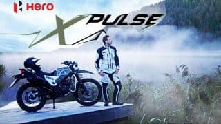 Hero XPulse to Get Same Engine from Hero Xtreme 200R; India Debut at Auto Expo 2018