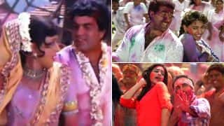 Holi 2018: Aaj Na Chhodenge to Balam Pichkari, Best Hindi Songs from Bollywood to Celebrate the Festival of Colours