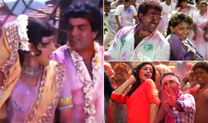 Holi 2018 Aaj Na Chhodenge To Balam Pichkari Best Hindi Songs From Bollywood To Celebrate The Festival Of Colours India Com 4 that include even songs from the latest films. holi 2018 aaj na chhodenge to balam