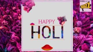 Happy Holi 2018: All New Quotes, Wishes, SMS, Facebook Status, WhatsApp Forwards and GIF Image Messages in Hindi to Wish Happy Rangpanchami & Dhuleti