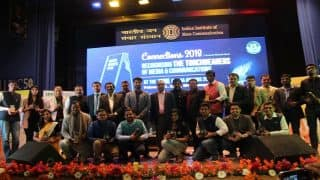 23 Mass Communicators Receive IFFCO IIMCAA Awards 2018 at IIMC Alumni Meet